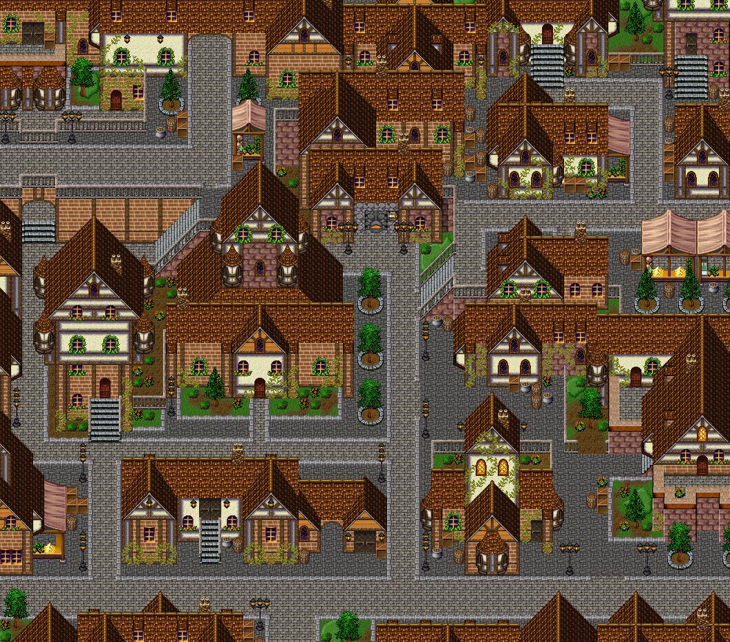 The Quay | RPG Palace